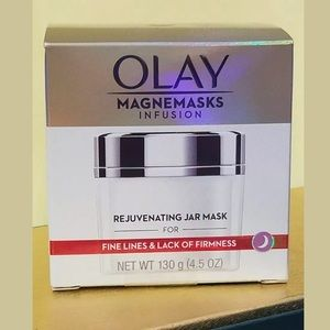 Other - NEW Olay magnemask infusion Rejuvenating jar mask